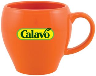 Funky logo mug