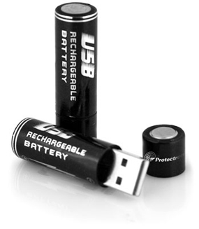 Customized USB Batteries
