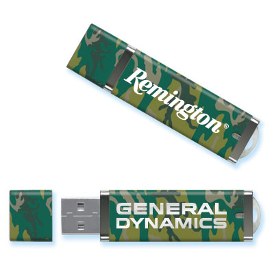 Logo USB for Federal Defense