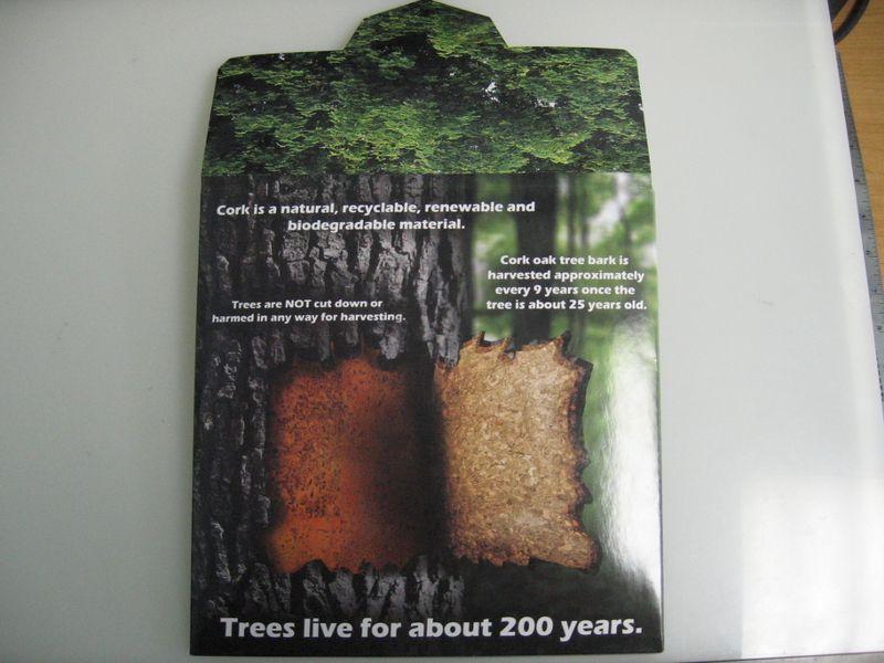 Eco gift box