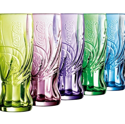 Promotional glassware