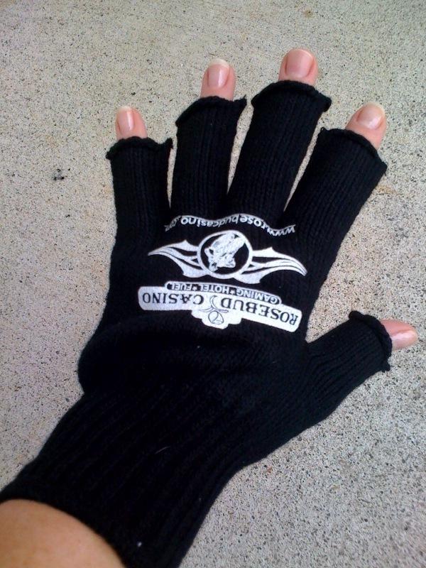 New Promotional Trend Fingerless Gloves