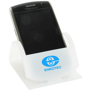 Mailable cell phone holder