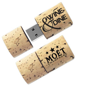 AbsolutePromo Cool new Cork-USB-Drive