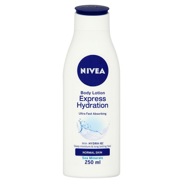 New bottle shape for Nivea AbsolutePromo