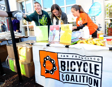 Bike to Work Day Energizer Station Promotions AbsolutePromo