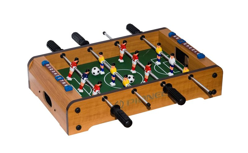 Customizable mini foosball game for desk AbsolutePromo