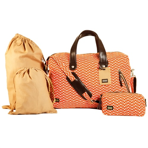 Awesome custom weekend duffle bag AbsolutePromo