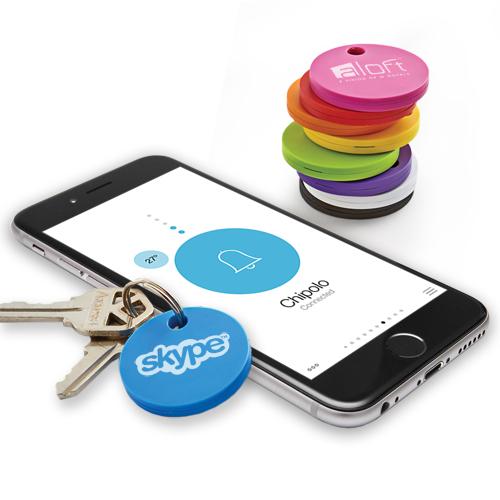 Bluetooth finder with logo  AbsolutePromo.com