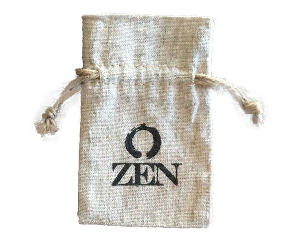 Custom linen bag pouch AbsolutePromo