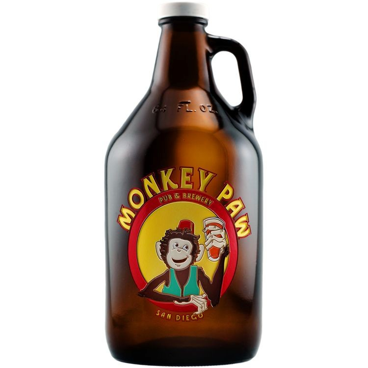 Custom etched growler AbsolutePromo