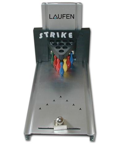 Mini executive desk game for customization bowling AbsolutePromo