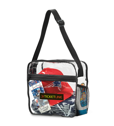 Event bag with logo clear AbsolutePromo