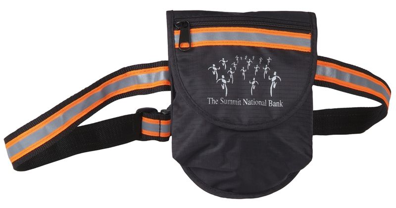 Runners belt with logo  AbsolutePromo