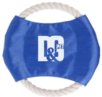 Custom dog toy with logo AbsolutePromo.com
