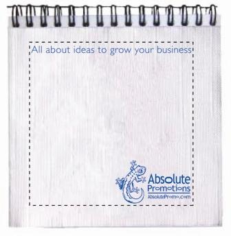 Promotional products business plan